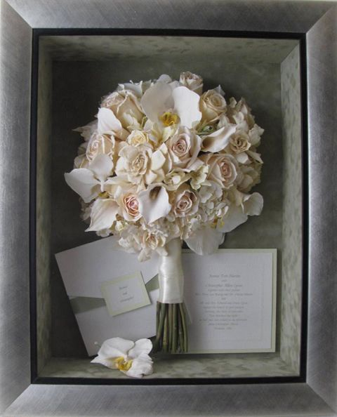 Professional Freeze Drying Of Your Wedding Bouquet Will Cost More Than The Other Methods But If You Would Like To Save Day Blooms Using